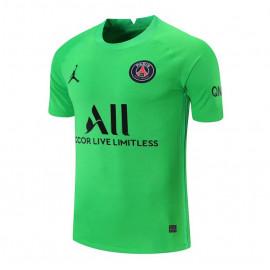 Camiseta de Portero PSG 2021/2022 Verde