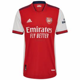 Camiseta Saka 7 Arsenal 1ª Equipación 2021/2022