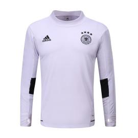 Sudadera de Entrenamiento Alemania 2017 Blanco