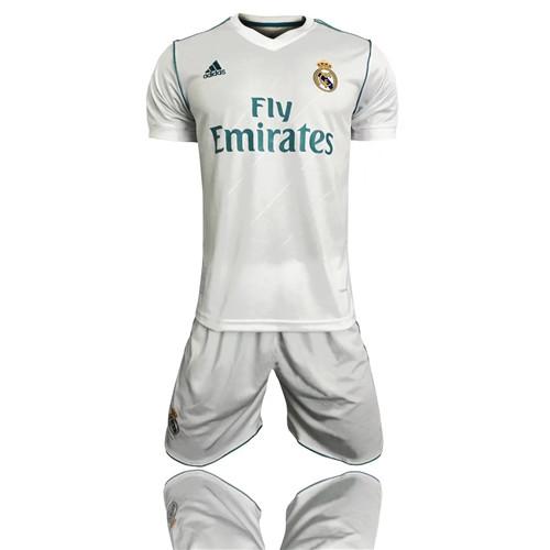 0b65e190d33 Conjunto de Camiseta Real Madrid Primera Equipación 2017/2018